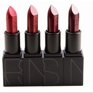 NARS Makeup - Nars Man Ray Audacious Lipstick Coffret